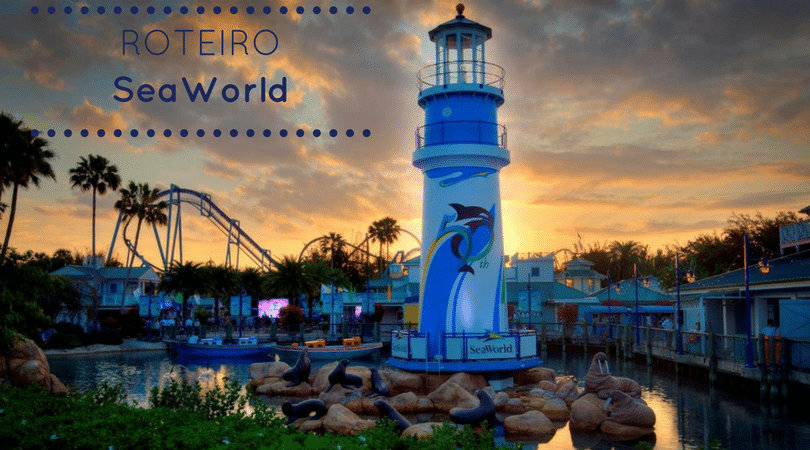 Roteiro no SeaWorld