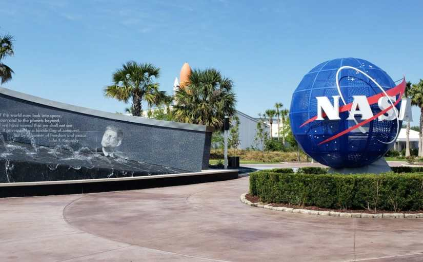 Kennedy Space Center – Base da Nasa em Cabo Canaveral