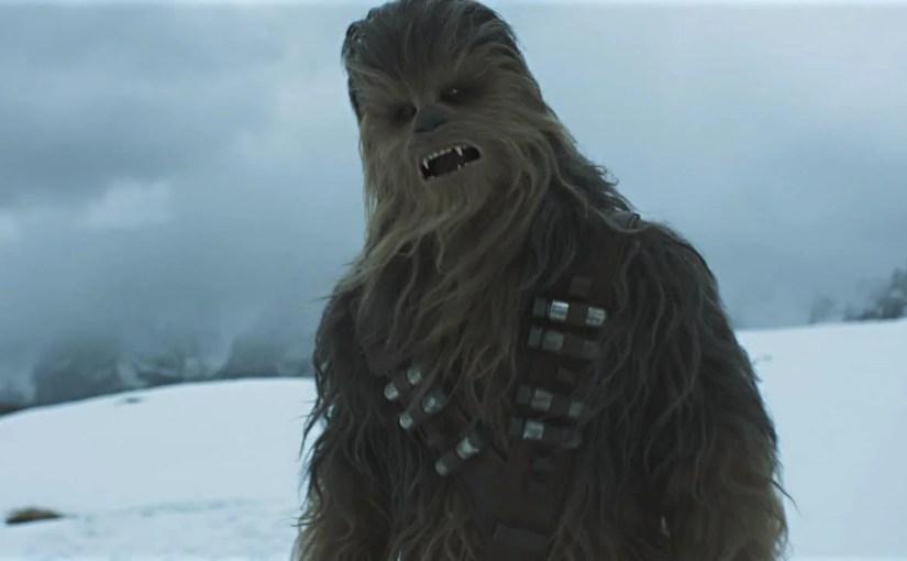 Chewbacca lança desafio #RoarForChange
