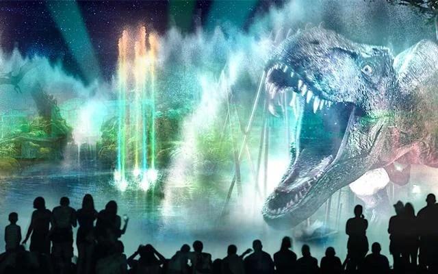 Novo espetáculo noturno estréia esse verão na Universal