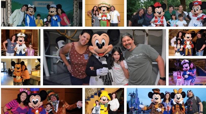 Mickey faz 90 anos e aqui a nossa homenagem