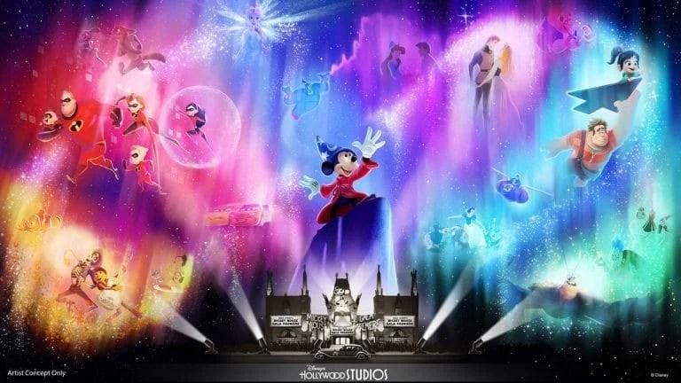 Disney anuncia novo show noturno no Hollywood Studios
