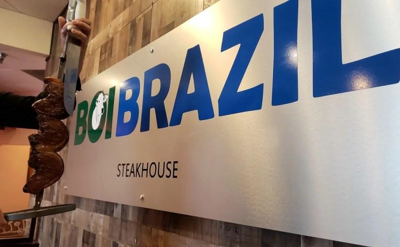 Desconto na churrascaria Boi Brazil