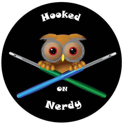 Hooked on Nerdy Logo