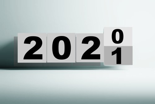 2020 switching to 2021