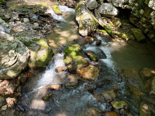 Roaring Run Creek
