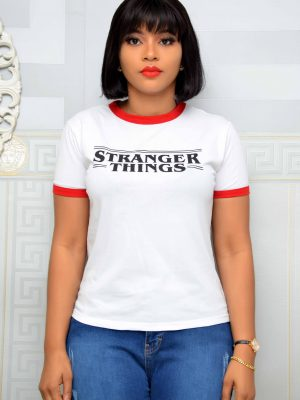 """Stranger Things"" T-Shirt"