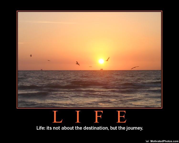 Life: Enjoy it! ♥ ♥ ♥  (1/2)