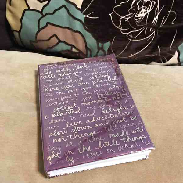 Positively Purple Journal