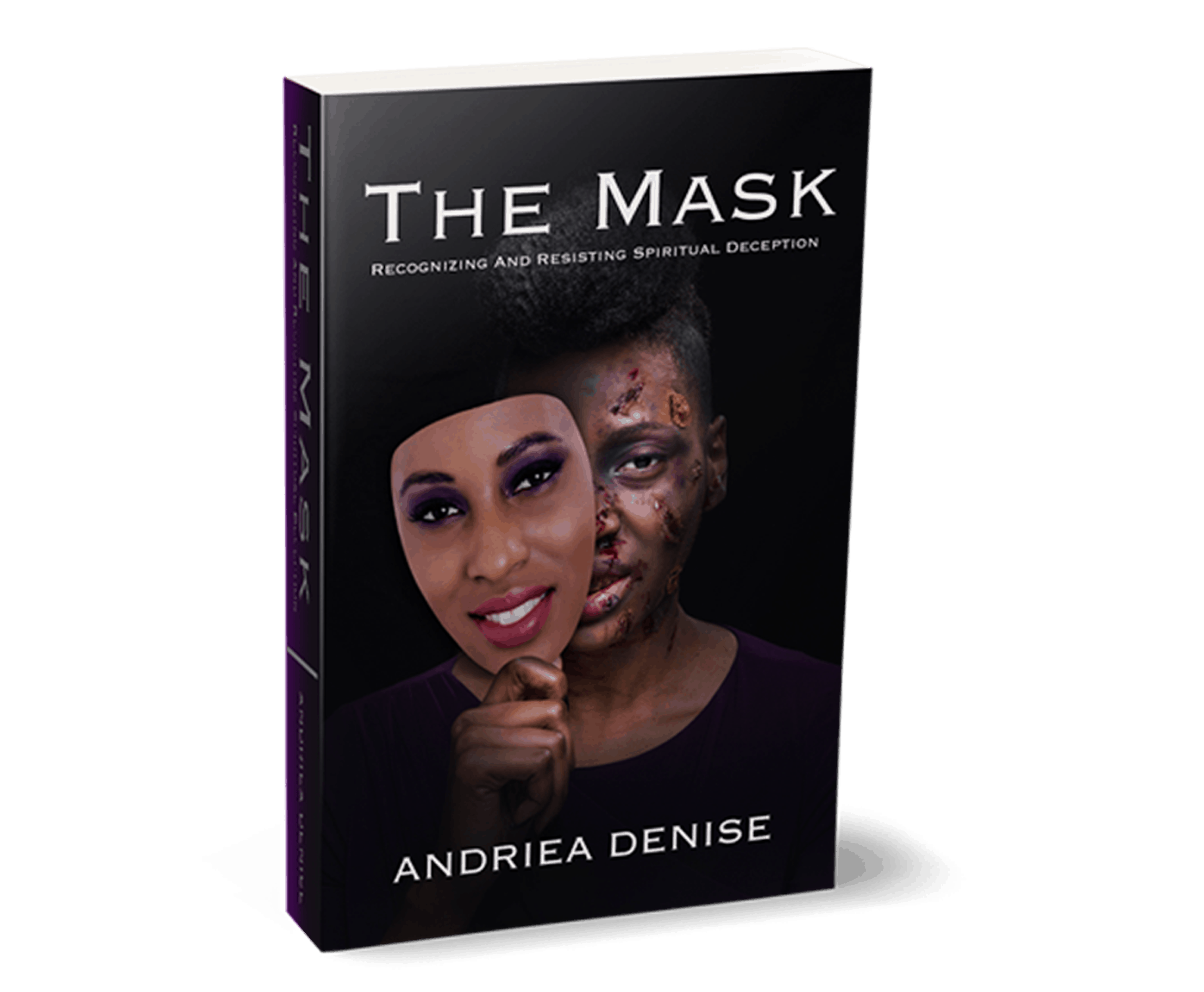 the mask by andriea denise