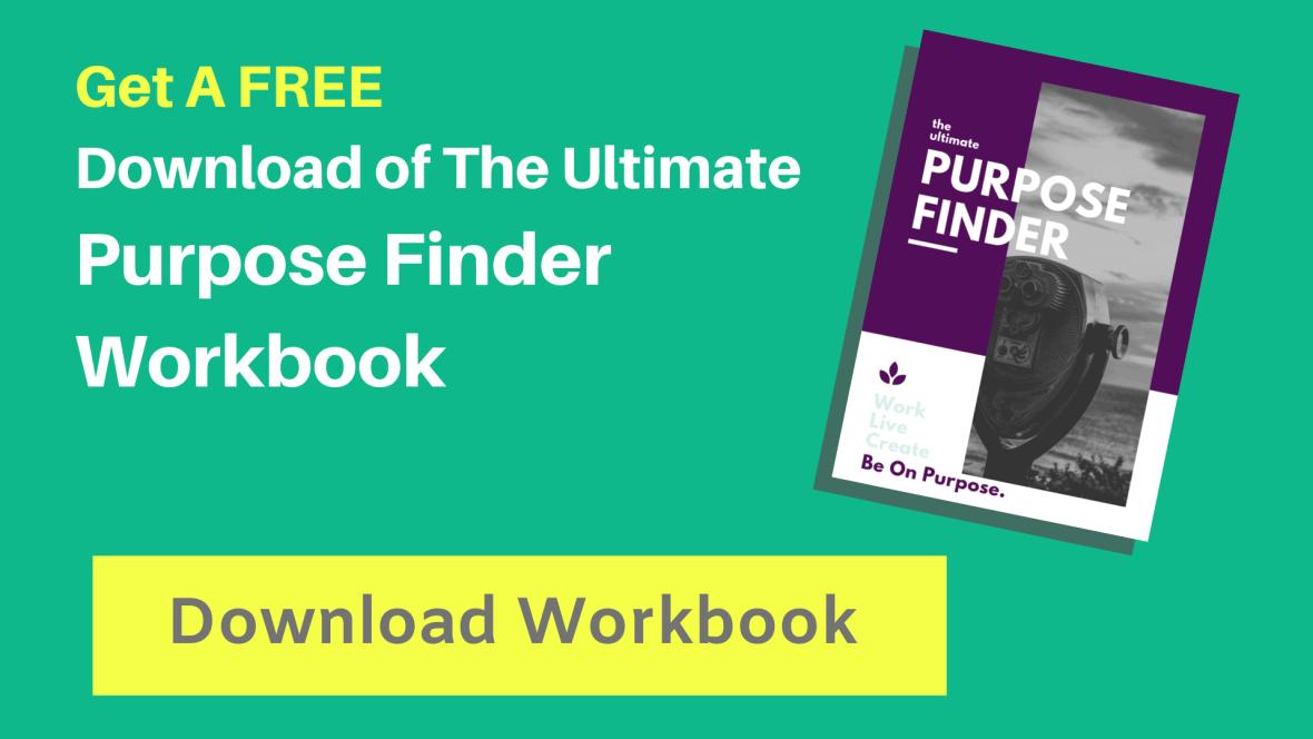purpose finder signup form