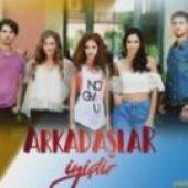 """Online epizode serije """"Prijatelji - Arkadaşlar İyidir"""""""