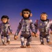 Čimpanze u svemiru (2008) - Space Chimps (2008) - Sinhronizovani crtani online