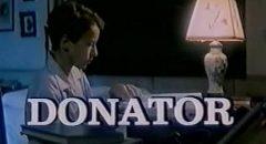 Donator - Online epizode