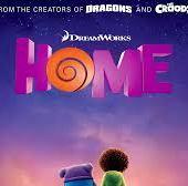 Kod kuće (2015) - Home (2015) - Sinhronizovani crtani online