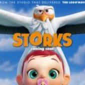 Rode (2016) - Storks (2016) - Sinhronizovani crtani online