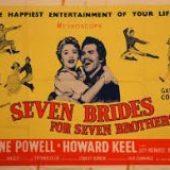 Seven Brides for Seven Brothers (1954) online sa prevodom