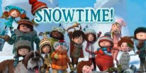 Snowtime! (2015) online besplatno crtani za djecu sa prevodom!
