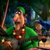 Gumeni Tarzan (2012) - Gummi T (2012) - Sinhronizovani crtani online