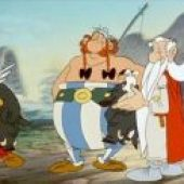Asterix i velika bitka (1989) - Asterix and the Big Fight (1989) - Sinhronizovani crtani online