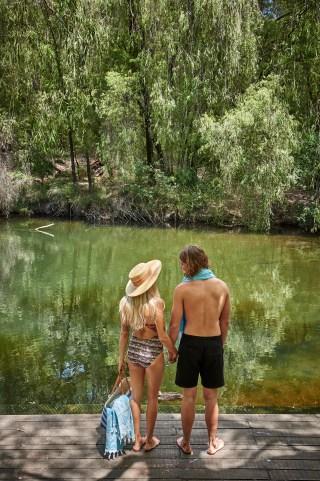 Australia's South West, Honeymoons Pool