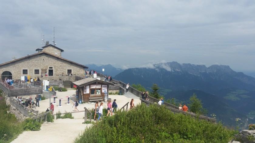 """""""Орлиное Гнездо"""" - летняя резиденция Гитлера в Баварии"""