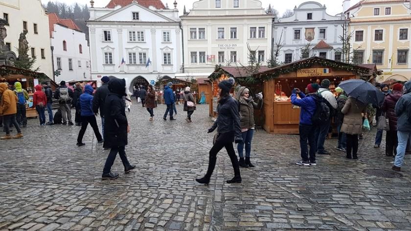 зима Чески Крумлов Новый год Чехия (12)