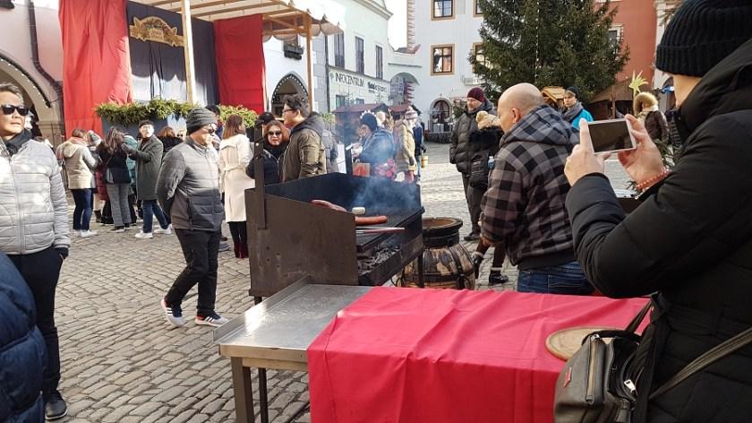 зима Чески Крумлов Новый год Чехия (5)