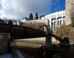 зима Чески Крумлов Новый год Чехия (7)