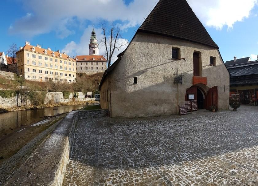 зима Чески Крумлов Новый год Чехия (8)