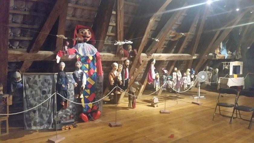 Музей Марионеток Ческий Крумлов (15)