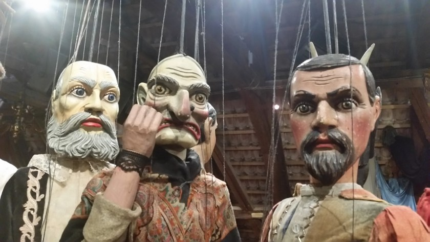 Музей Марионеток Ческий Крумлов (5)