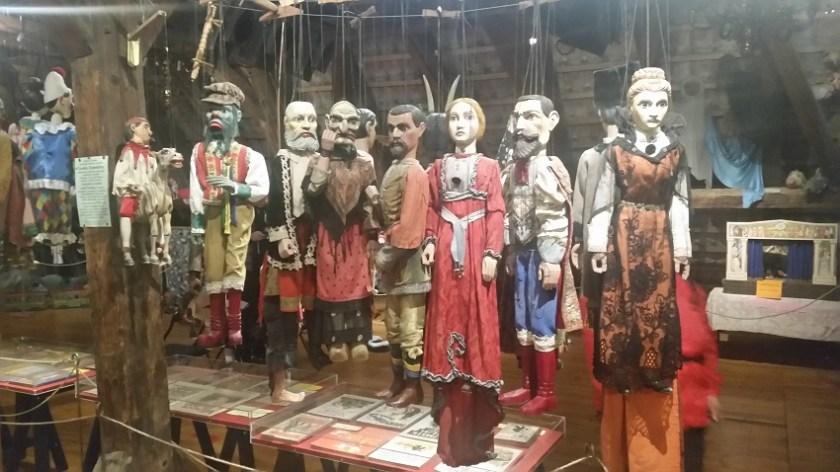Музей Марионеток Ческий Крумлов (9)