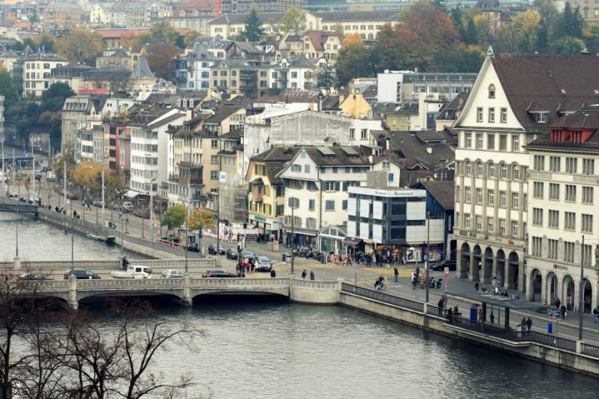 Цюрих,Швейцария (9)