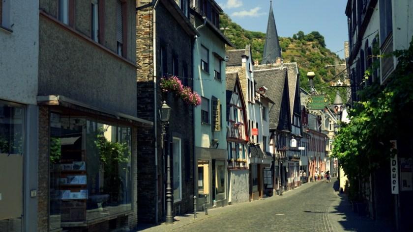 Бахарах Германия (5)