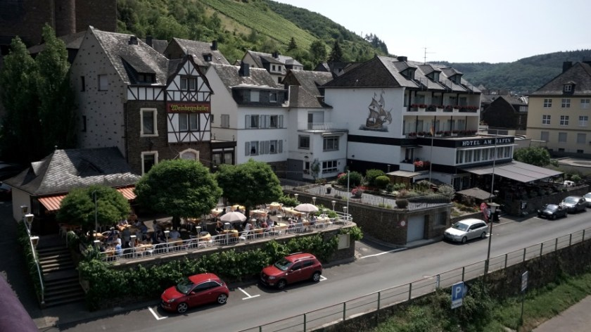 Cochem Germany and camping (12)