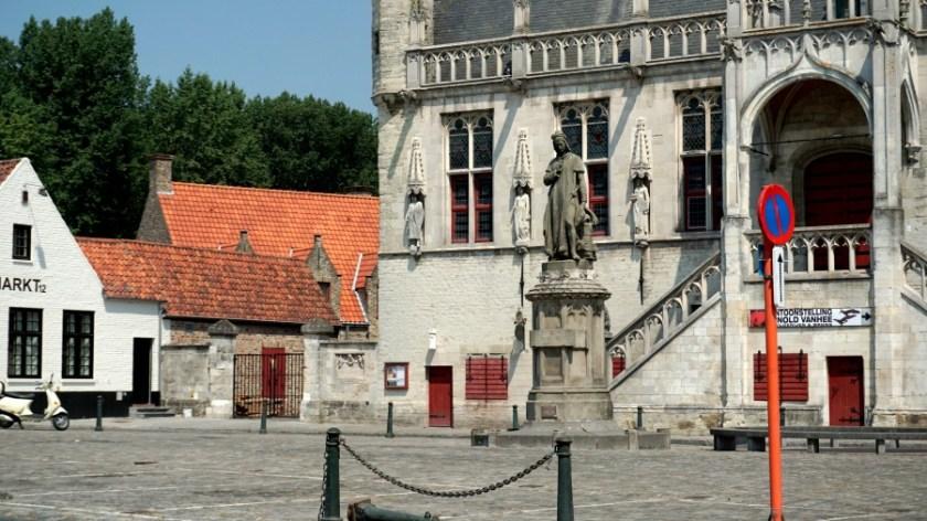 Бельгия город Дамме (7)