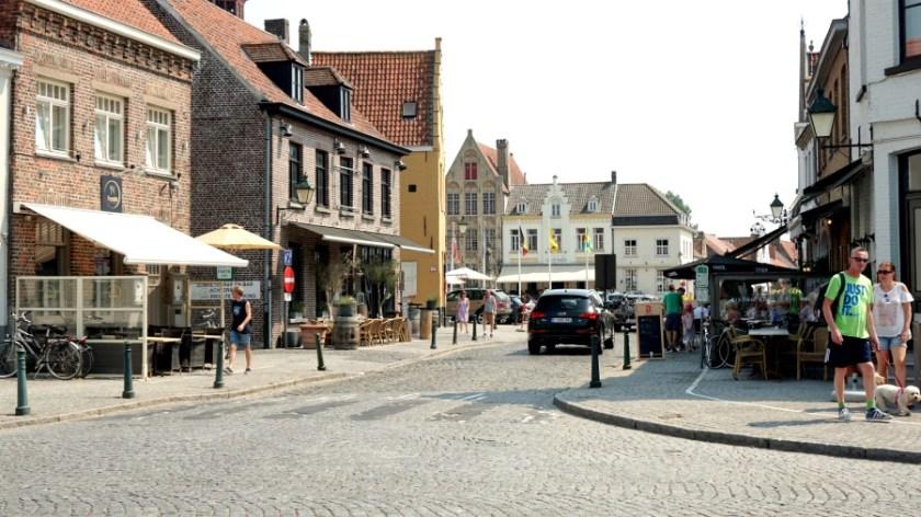 Бельгия город Дамме (9)
