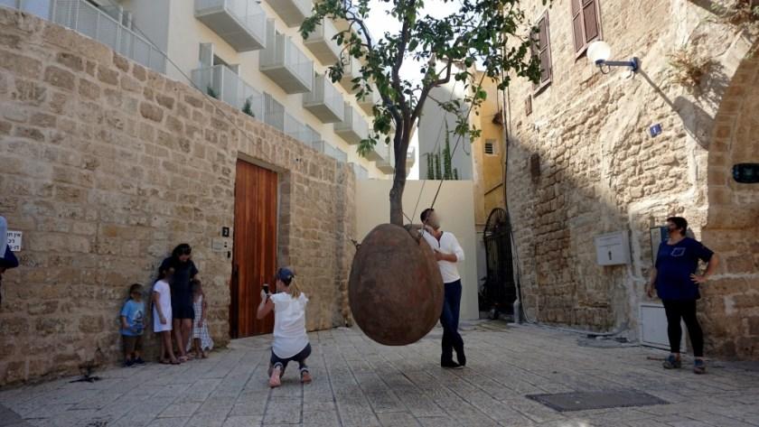 Яффо Израиль прогулка (1)