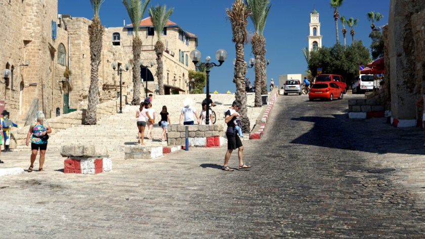 Яффо Израиль прогулка (3)
