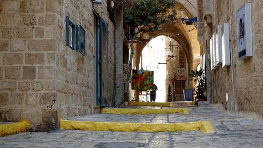 Яффо Израиль прогулка