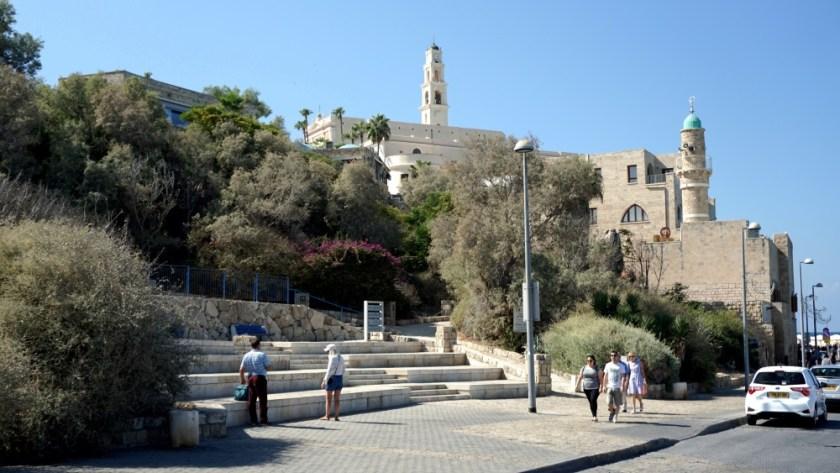 Old Jaffa Israel Sea View (1)