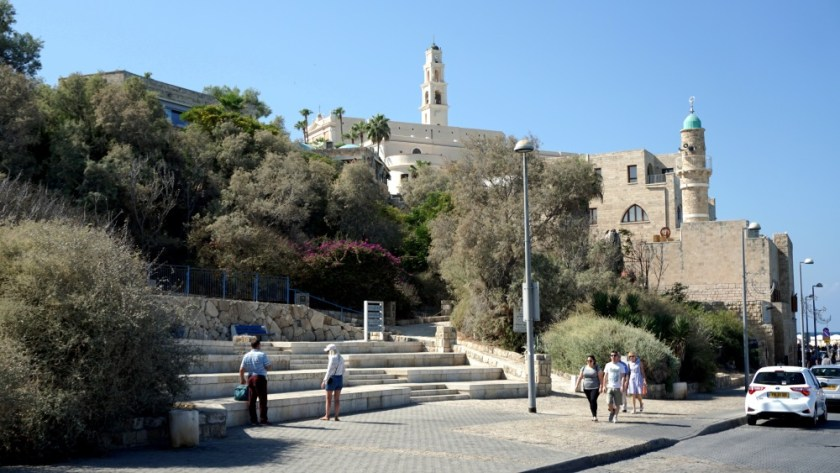Old Jaffa Israel Sea View (1)