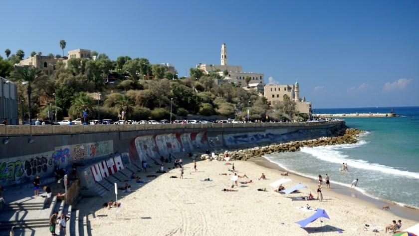 Old Jaffa Israel Sea View