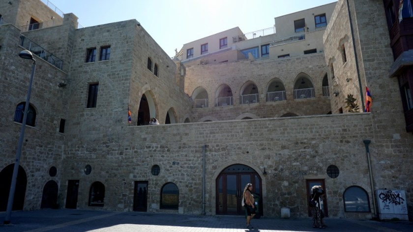Walking day in Old Jaffa Israel (6)
