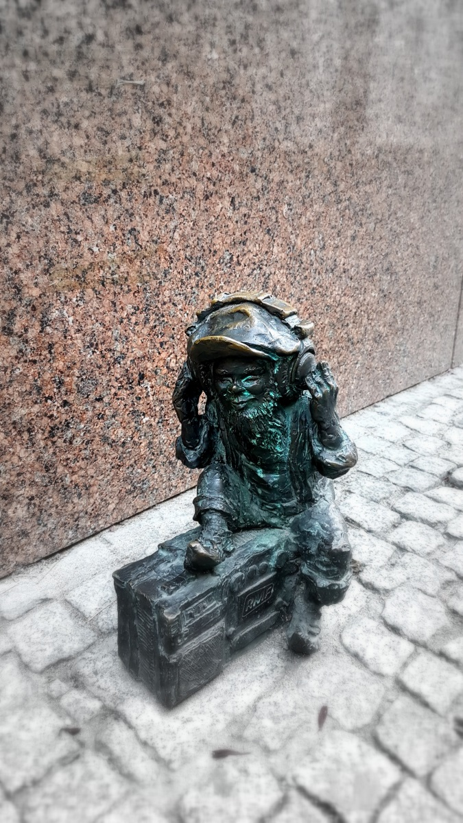 Gnomes in Wroclaw (6)