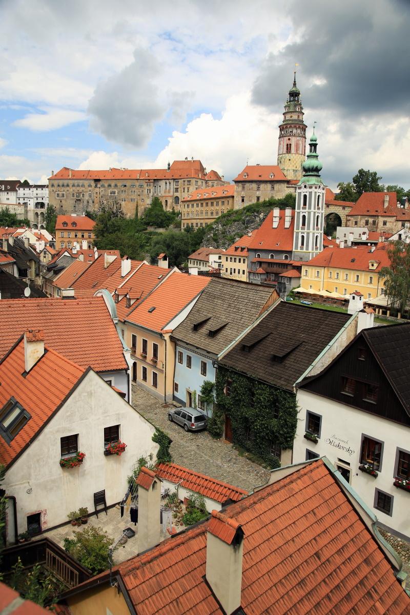 Крумлов Чехия (4)