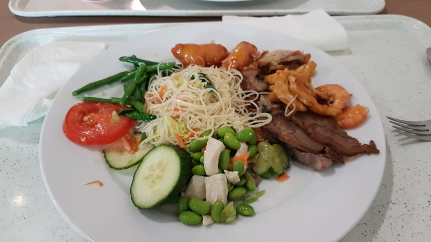 поесть в аэропорту Праги (2)