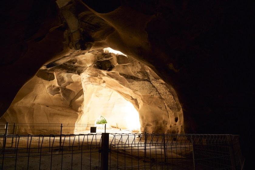 Колокольные пещеры,Бейт Гуврин
