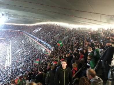 Augsburger Fans
